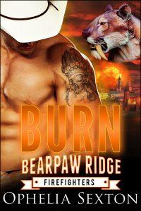 Burn by Ophelia Sexton