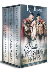 Bride of the Barbarian Princes - Lily Reynard (boxed set)