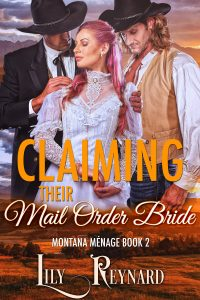 Claiming their Mail Order Bride cover art