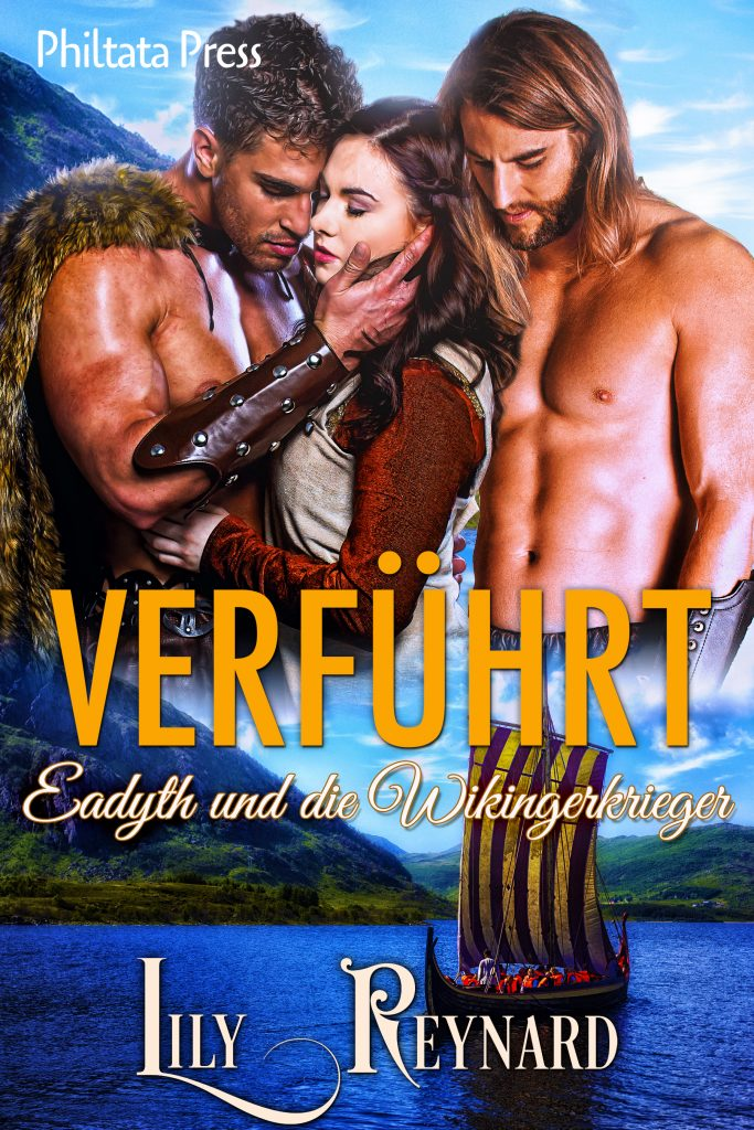 Claimed by the Viking Warriors - German cover
